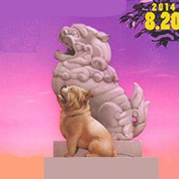 《 村松 誠 8月の犬さん 》_c0328479_14170283.jpg