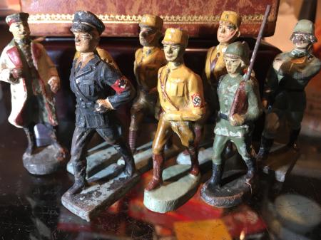 ナチスドイツ親衛隊・突撃隊トイソルジャーズ。_a0154482_21463802.jpg