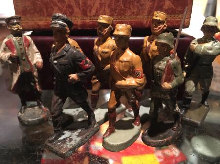 ナチスドイツ親衛隊・突撃隊トイソルジャーズ。_a0154482_21464166.jpg