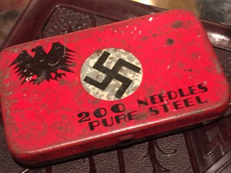 ナチスドイツ政権下・蓄音器針。_a0154482_22173989.jpg