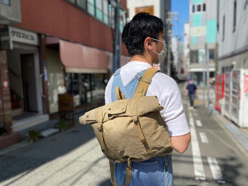 マグネッツ神戸店 今の時期に欠かせないバッグにはミリタリーを!_c0078587_15063224.jpg