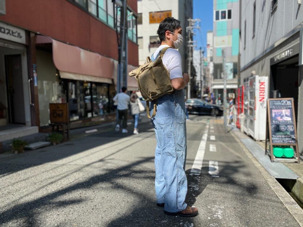 マグネッツ神戸店 今の時期に欠かせないバッグにはミリタリーを!_c0078587_15063250.jpg
