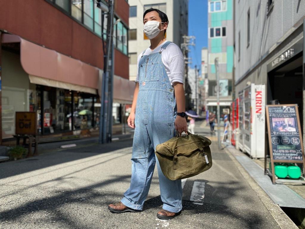 マグネッツ神戸店 今の時期に欠かせないバッグにはミリタリーを!_c0078587_15071306.jpg