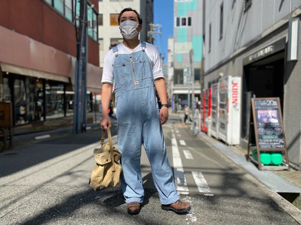 マグネッツ神戸店 今の時期に欠かせないバッグにはミリタリーを!_c0078587_15095107.jpg