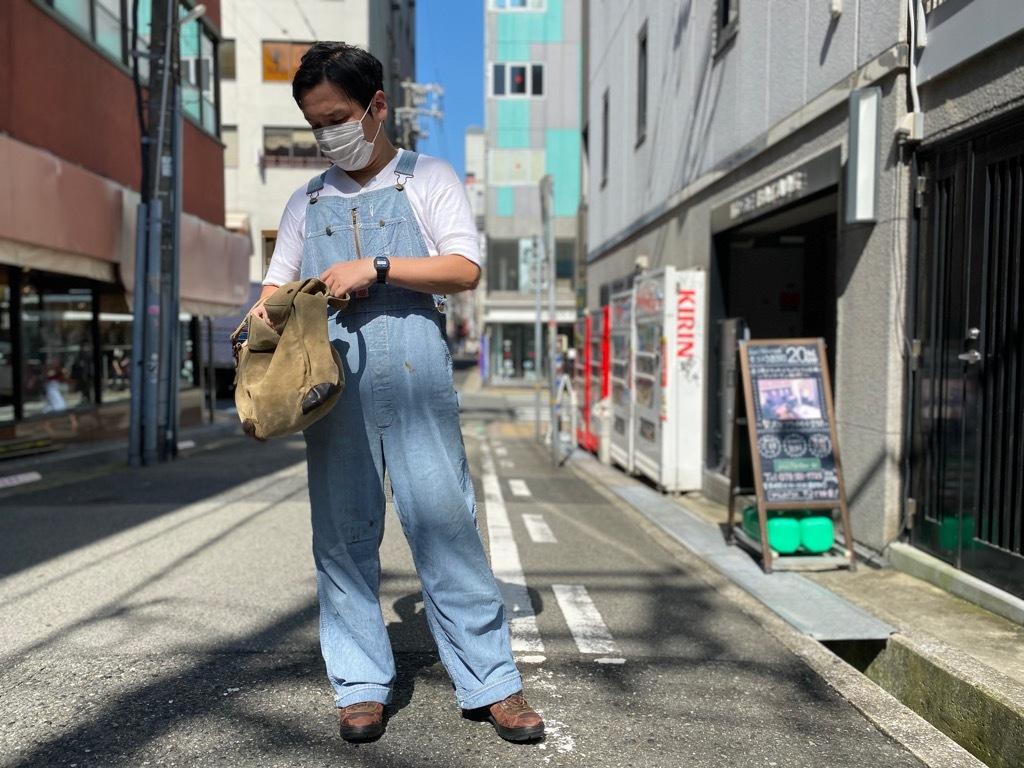 マグネッツ神戸店 今の時期に欠かせないバッグにはミリタリーを!_c0078587_15095195.jpg