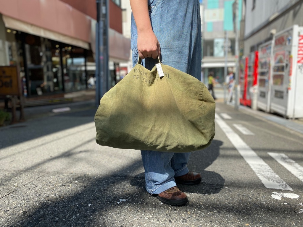 マグネッツ神戸店 今の時期に欠かせないバッグにはミリタリーを!_c0078587_15103737.jpg