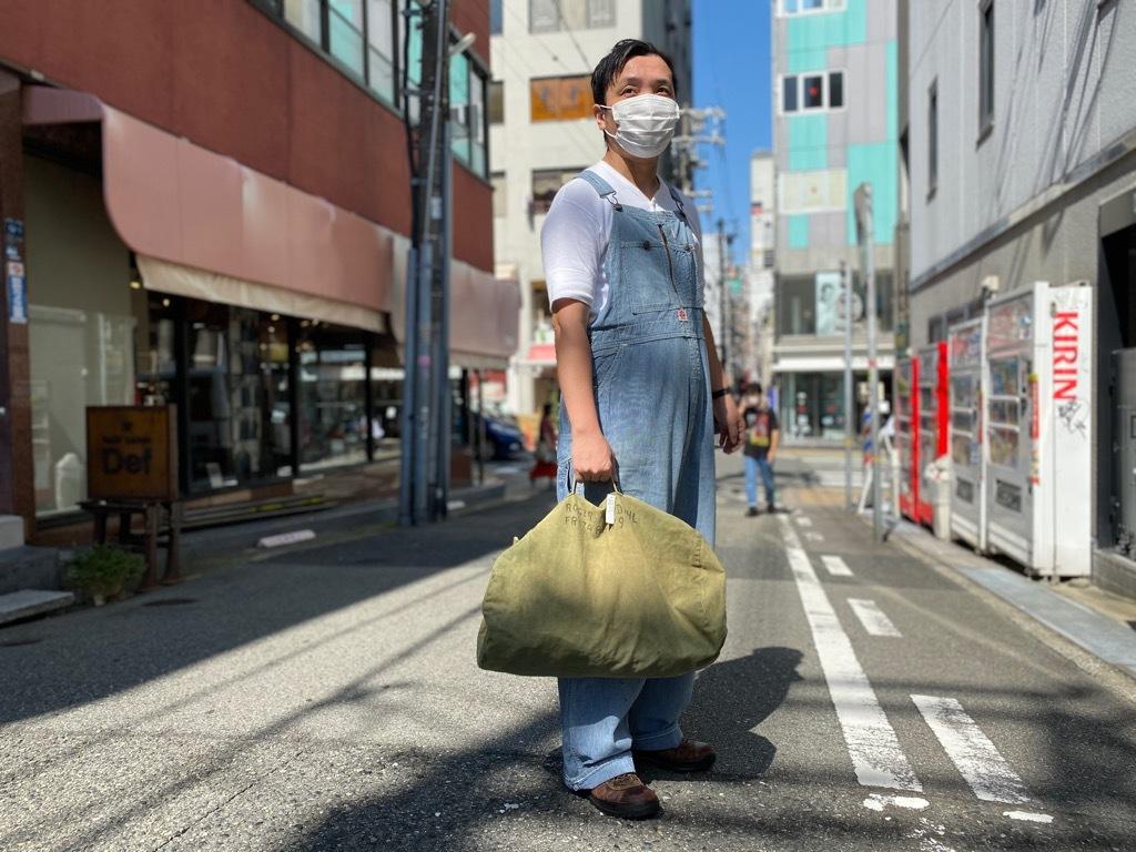 マグネッツ神戸店 今の時期に欠かせないバッグにはミリタリーを!_c0078587_15103762.jpg