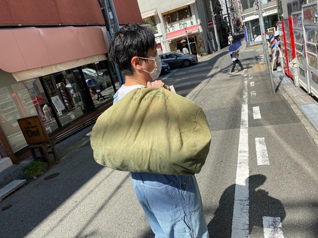 マグネッツ神戸店 今の時期に欠かせないバッグにはミリタリーを!_c0078587_15103887.jpg