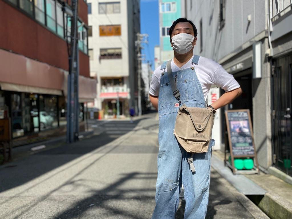 マグネッツ神戸店 今の時期に欠かせないバッグにはミリタリーを!_c0078587_15112736.jpg