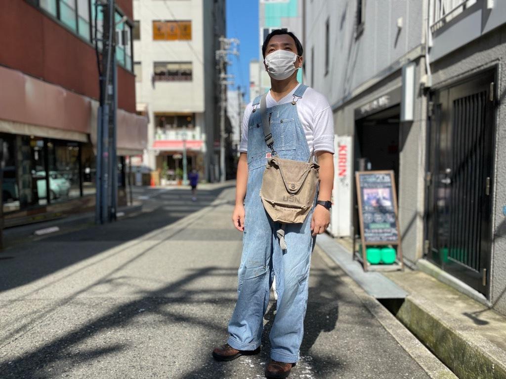 マグネッツ神戸店 今の時期に欠かせないバッグにはミリタリーを!_c0078587_15112758.jpg