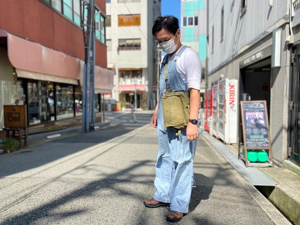 マグネッツ神戸店 今の時期に欠かせないバッグにはミリタリーを!_c0078587_15122327.jpg