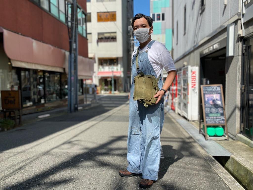 マグネッツ神戸店 今の時期に欠かせないバッグにはミリタリーを!_c0078587_15122335.jpg