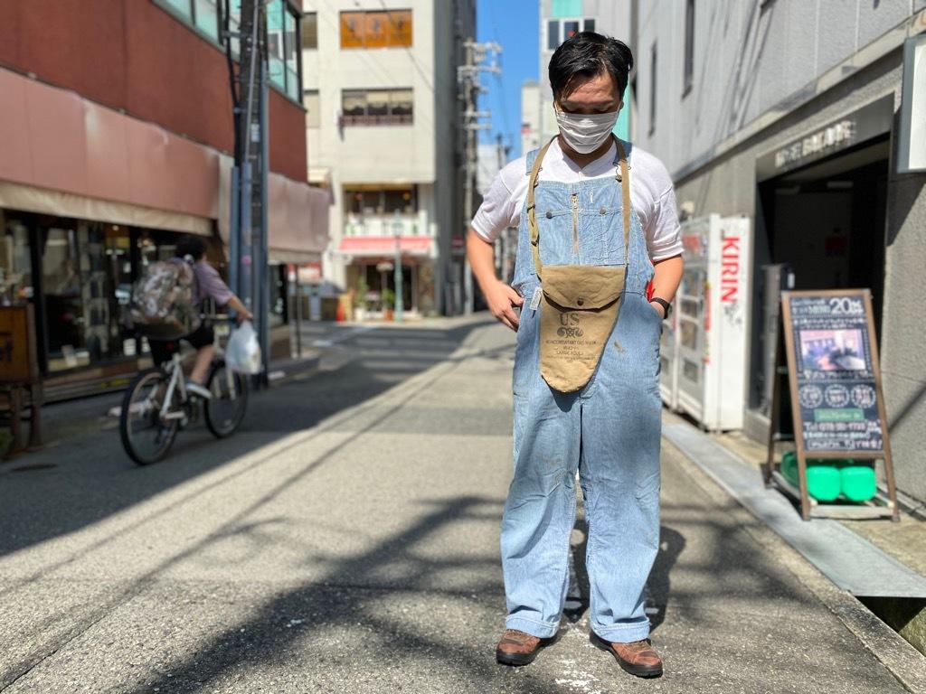マグネッツ神戸店 今の時期に欠かせないバッグにはミリタリーを!_c0078587_15133751.jpg