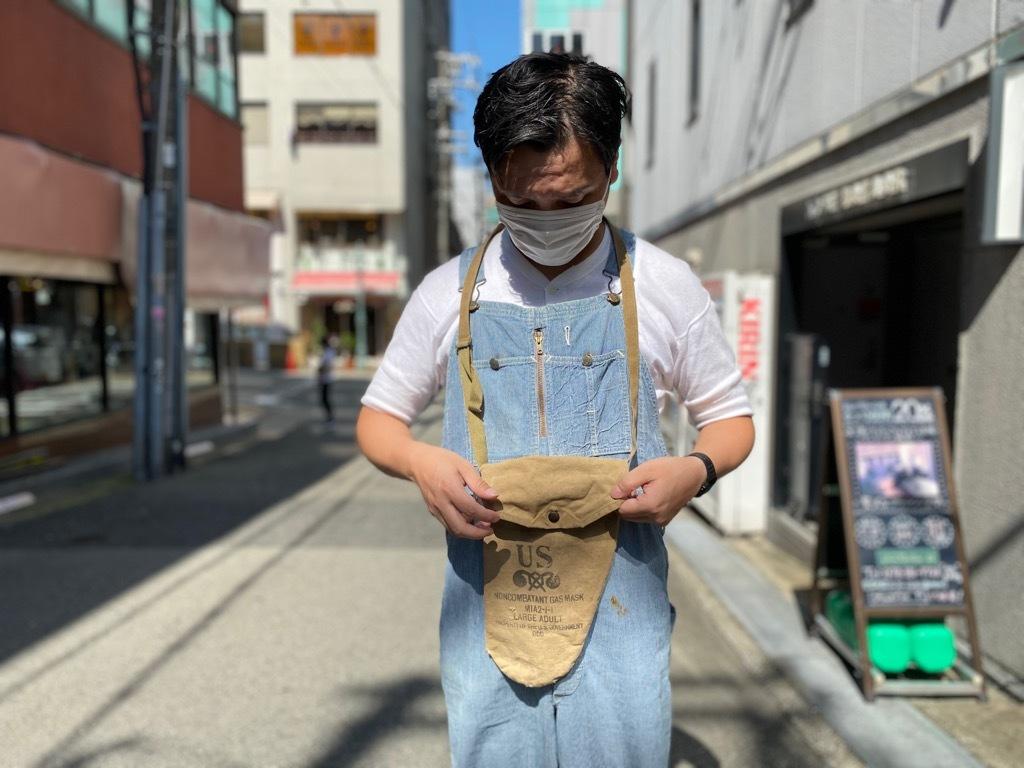 マグネッツ神戸店 今の時期に欠かせないバッグにはミリタリーを!_c0078587_15133784.jpg