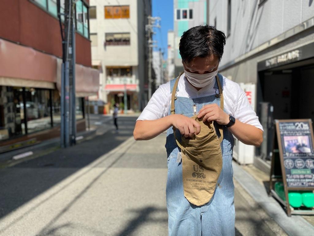 マグネッツ神戸店 今の時期に欠かせないバッグにはミリタリーを!_c0078587_15133828.jpg