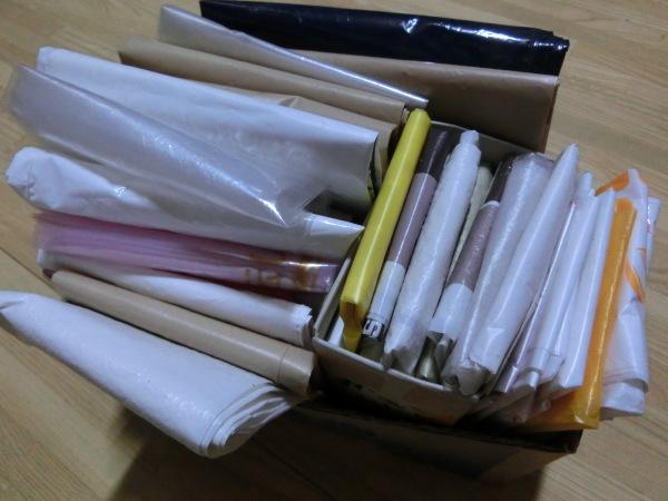 レジ袋のリサイクル_a0391592_20032238.jpg