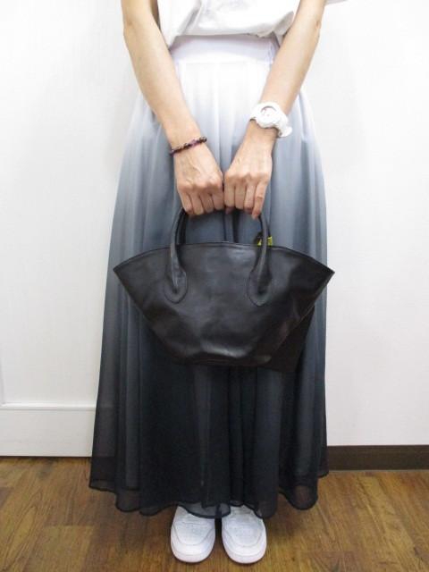 Ampersandアンパサンド Ampersand leather baske bag S 0220-134_e0076692_18411054.jpg