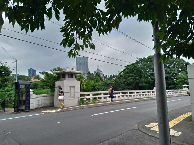 霊屋橋の下から撮ってみる@広瀬川_f0100593_18314144.jpg