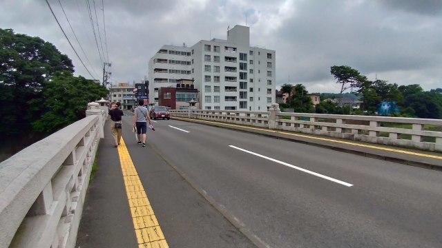 霊屋橋の下から撮ってみる@広瀬川_f0100593_18320072.jpg