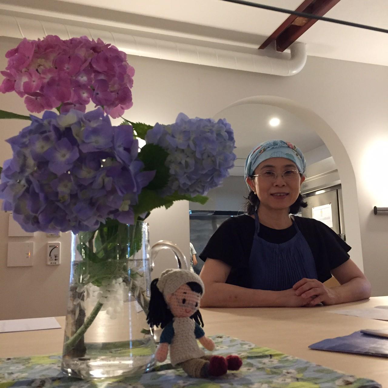 「やよいの菜食お食事会in長野県白馬村」開催 〜その2_a0170699_23165404.jpg