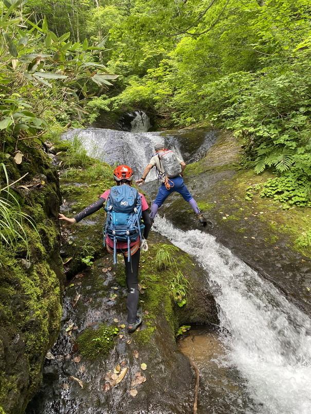 """2020年7月 『さあ、夏山!』 July 2020 \""""Let\'s Go to the Mountains in the Summer\""""_c0219616_15292416.jpg"""