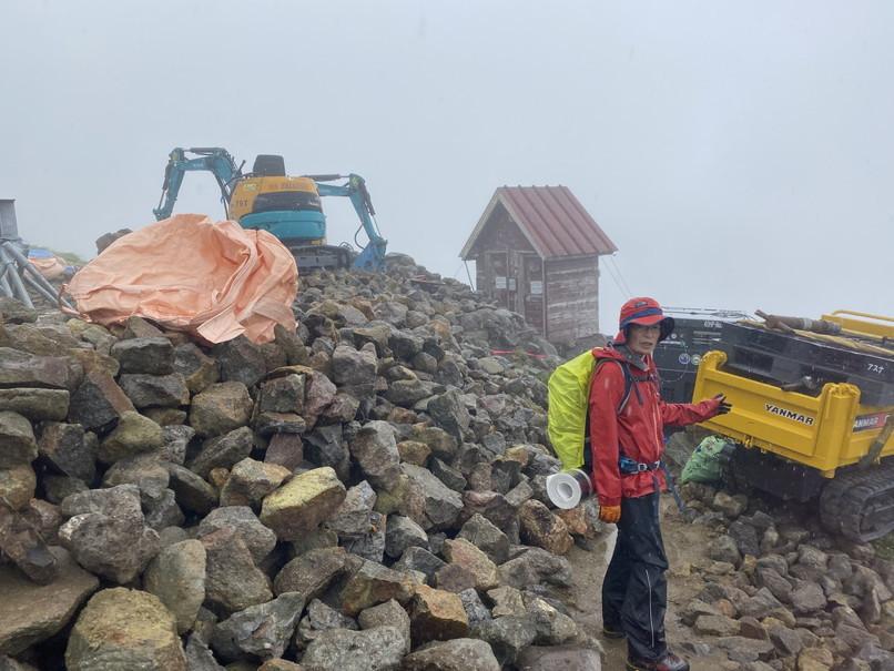 """2020年7月 『大雪山縦走、旭岳からトムラウシへ』 July 2020 \""""Trekking of Mt Taisetsu\""""_c0219616_15545062.jpg"""