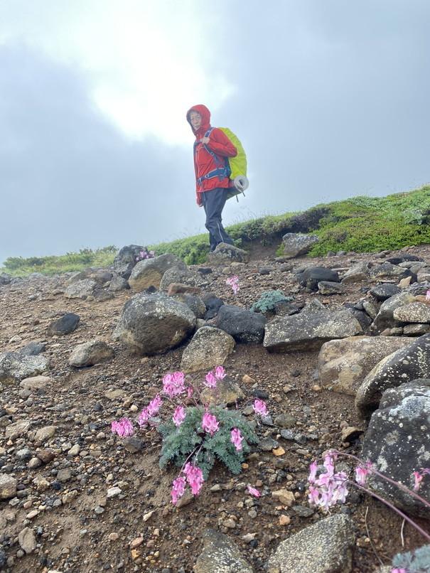 """2020年7月 『大雪山縦走、旭岳からトムラウシへ』 July 2020 \""""Trekking of Mt Taisetsu\""""_c0219616_15545197.jpg"""