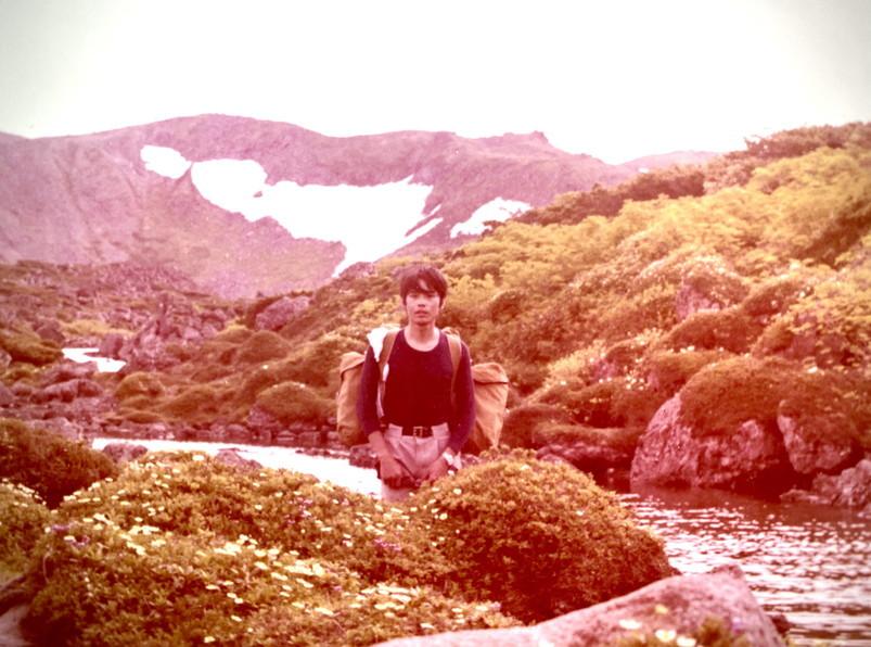 """2020年7月 『大雪山縦走、旭岳からトムラウシへ』 July 2020 \""""Trekking of Mt Taisetsu\""""_c0219616_16072868.jpg"""