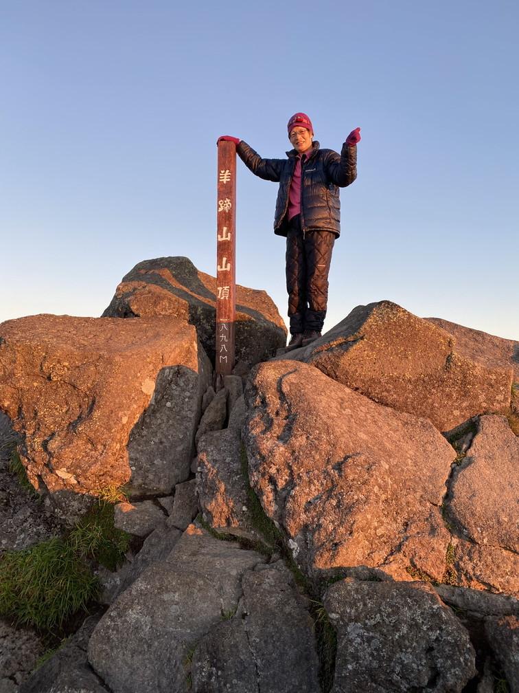"""2020年7月 『羊蹄山、山頂ビバーク』 July 2020 \""""Bivouac on the Summit Mt Yotei\""""_c0219616_17043714.jpg"""