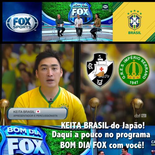 【ブラジルの生放送番組に出演】VASCO TV ▶アーカイヴで観れます!90分中、最後の25分にゲスト出演 #VASCO #VascoDaGama #ブラジル_b0032617_22554225.jpg
