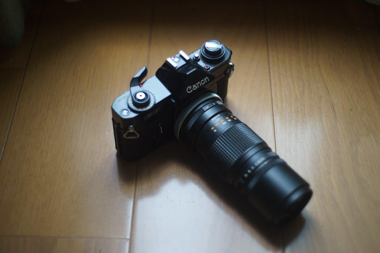 単焦点200mmレンズの楽しみ キヤノン FL 200mm F4.5 で_b0069128_08171175.jpg