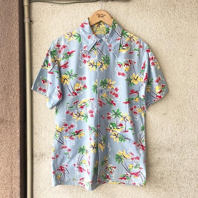 Cotton Hawaiian Shirt_c0146178_11592387.jpg