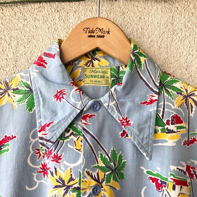 Cotton Hawaiian Shirt_c0146178_12003313.jpg