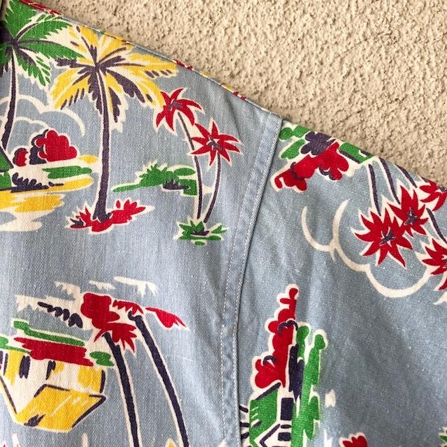 Cotton Hawaiian Shirt_c0146178_12012372.jpg