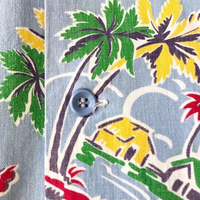 Cotton Hawaiian Shirt_c0146178_12013692.jpg