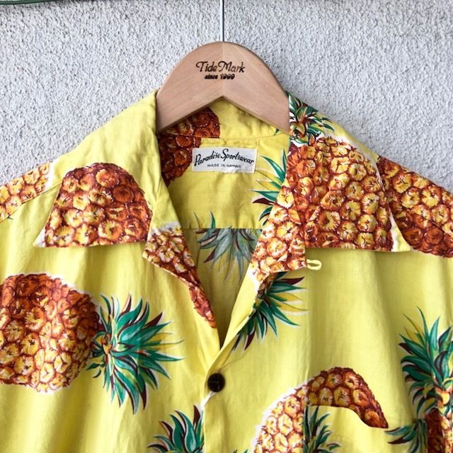 Cotton Hawaiian Shirt_c0146178_12025996.jpg