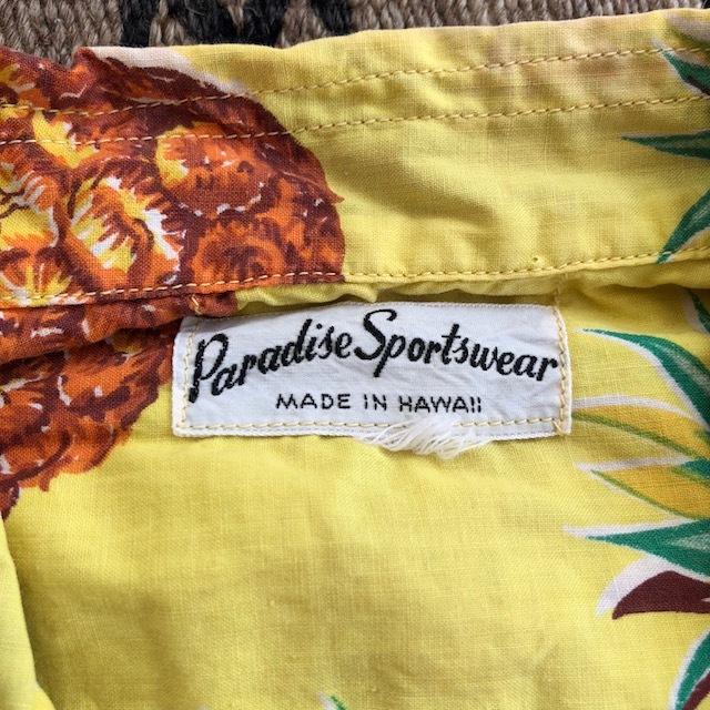 Cotton Hawaiian Shirt_c0146178_12031961.jpg