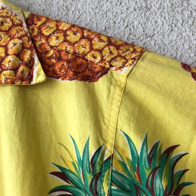 Cotton Hawaiian Shirt_c0146178_12032977.jpg