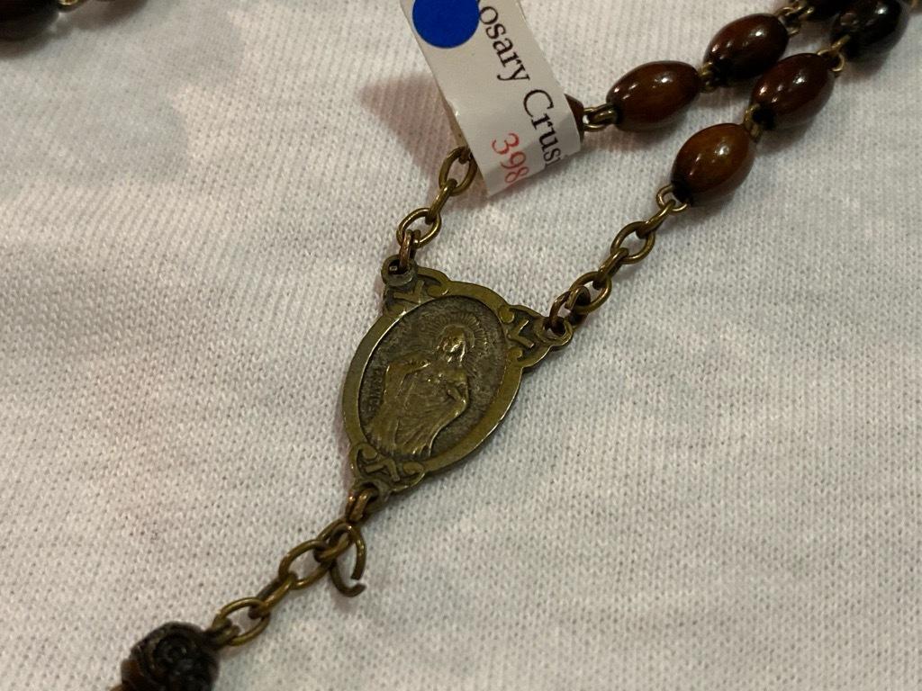 マグネッツ神戸店 祈りをこめたネックレス Rosary Cucifix!_c0078587_13414201.jpg
