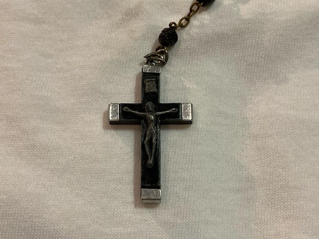 マグネッツ神戸店 祈りをこめたネックレス Rosary Cucifix!_c0078587_13414252.jpg