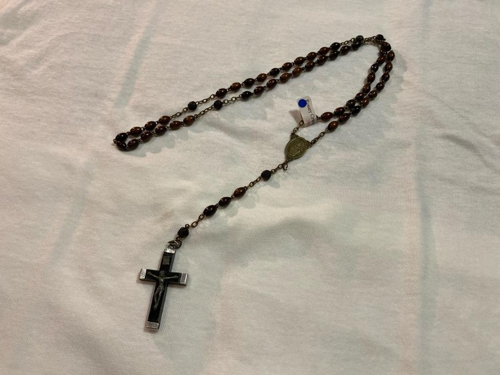 マグネッツ神戸店 祈りをこめたネックレス Rosary Cucifix!_c0078587_13414275.jpg