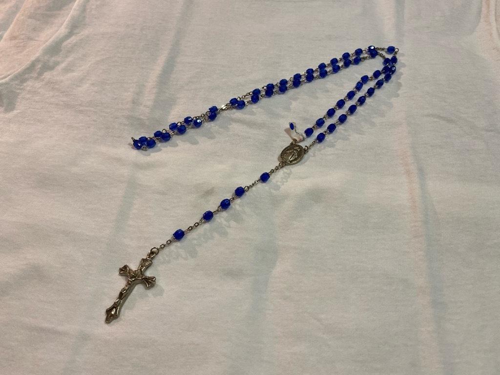 マグネッツ神戸店 祈りをこめたネックレス Rosary Cucifix!_c0078587_13423368.jpg