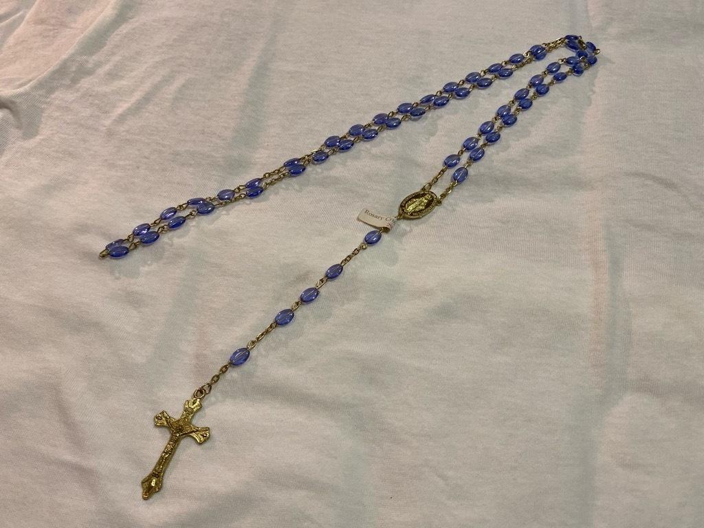 マグネッツ神戸店 祈りをこめたネックレス Rosary Cucifix!_c0078587_13450668.jpg