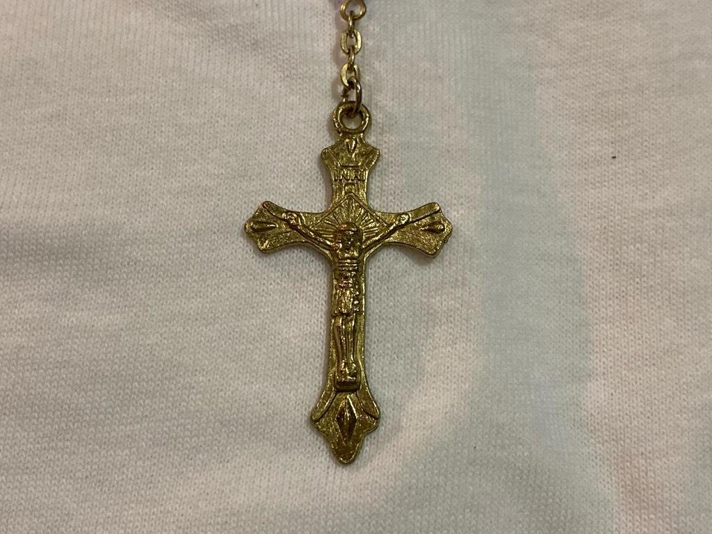 マグネッツ神戸店 祈りをこめたネックレス Rosary Cucifix!_c0078587_13450669.jpg