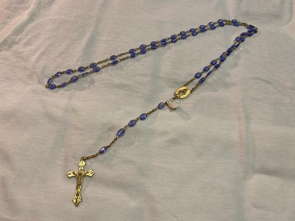 マグネッツ神戸店 祈りをこめたネックレス Rosary Cucifix!_c0078587_13461961.jpg