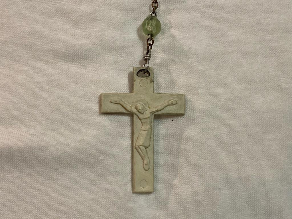 マグネッツ神戸店 祈りをこめたネックレス Rosary Cucifix!_c0078587_13472433.jpg