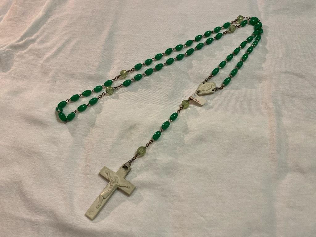 マグネッツ神戸店 祈りをこめたネックレス Rosary Cucifix!_c0078587_13472459.jpg