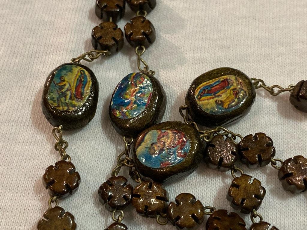 マグネッツ神戸店 祈りをこめたネックレス Rosary Cucifix!_c0078587_13512469.jpg