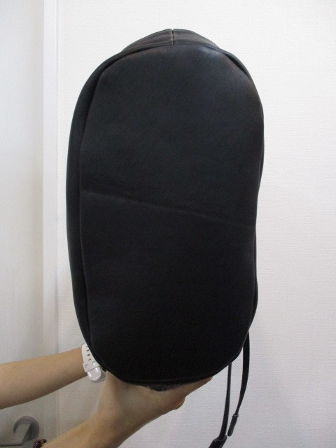 Ampersand アンパサンド Ampersand bicolor nylon tote bag720-224_e0076692_13424467.jpg