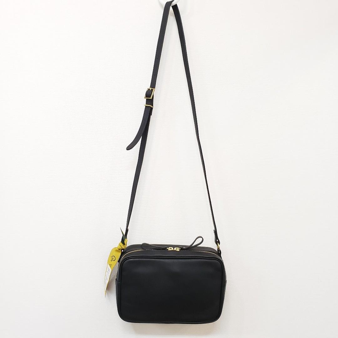 Ampersand アンパサンド Ampersand tanning shoulder bag 0419-401_e0076692_14364498.jpg